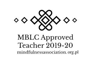 logo nauczyciela Mindfulness Association